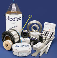 AlcoTec Aluminum Welding Products